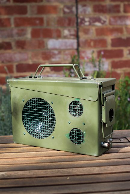 Ammo Box Bluetooth Speaker